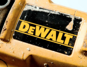 DeWalt yellow