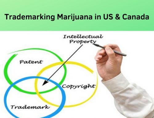 Trademarking marijuana and its products in the US and Canada