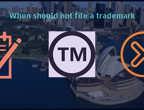 When should I not file a trademark?