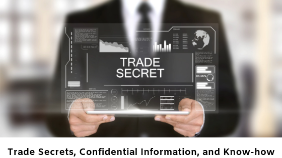 Trade Secret Protection - Trade Secrets, Confidential